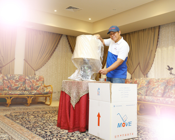 Relocate without stress- hire Kuwait residential movers