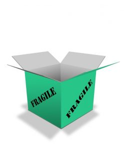 Professional packers are there to help ensure that no damage comes to any fragile items you might have.