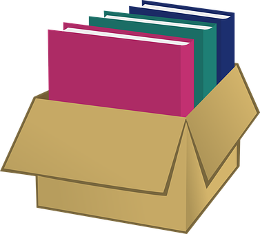 Pack you books in the smallest moving boxes Kuwait