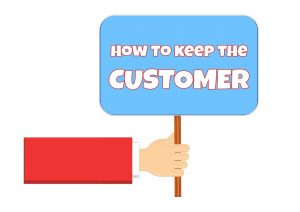 Don't forget your customers while making a business move