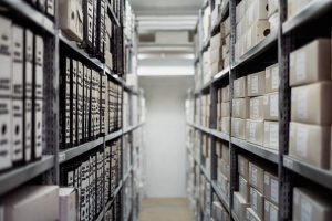When you need to store your items, the first question you need to answer is: what are you storing?