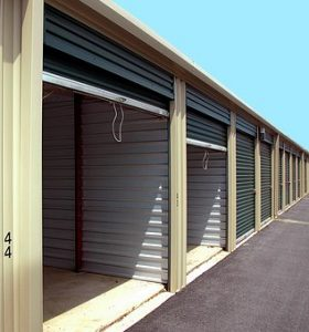 Depending on the size and weight of your stuff you need to pick the right size of storage units.