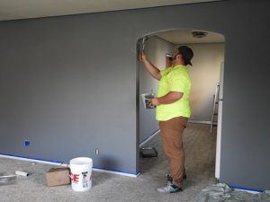Easy do-it-yourself home renovation ideas with paint