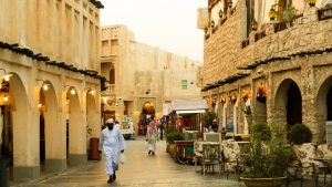 Finding a home in Qatar