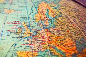 Prepare for a move overseas by making a trip plan.