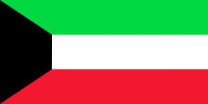 Kuwaiti flag