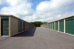 Storage units - in case you need them when Moving Fine Art and Antiques Overseas