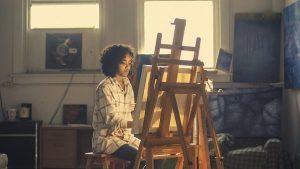 Artist need professional art handlers