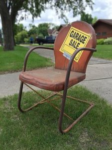 garage sale is a great way to save money on your move
