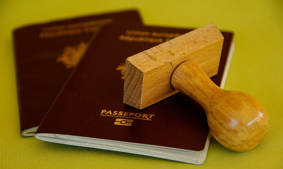 Seniors moving abroad need a passport.