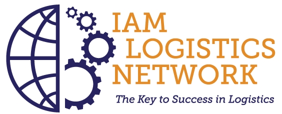 IAM Logistics Network logo.