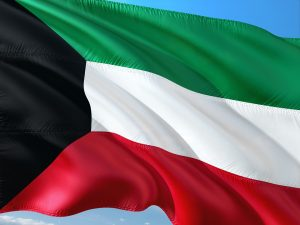 Kuwait flag to bring when moving from Kuwait to Australia