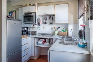 Your fridge should be in an accessible spot