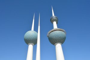 Kuwait is a Muslim country