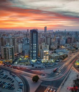 Kuwait is business-oriented, you will easily resolve disputes with movers