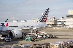 Shipping machinery and machine parts via plane