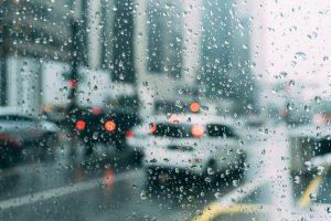 move during a rainstorm
