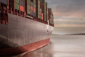Ship shipping machinery and machine parts