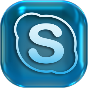 Skype as one of the best apps for staying in touch after a long distance move