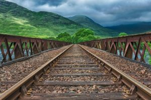 a railway