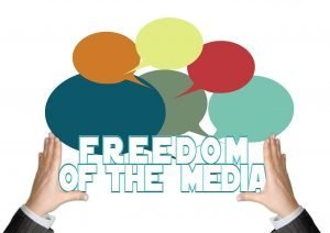 """""""Freedom of the press"""""""