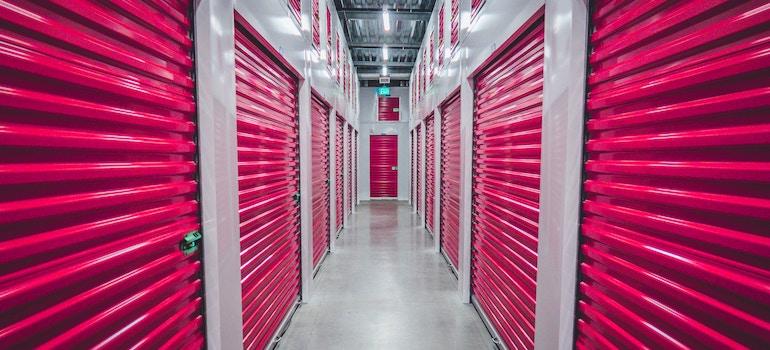 storage units- shipping from Kuwait to UK