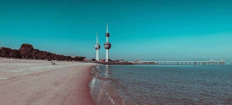 Kuwait building