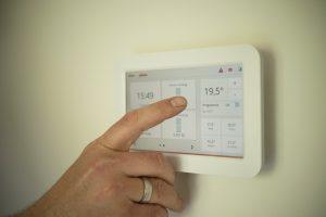 Home touchscreen