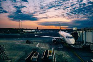 send packages internationally via airplane