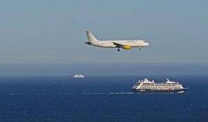 Air and sea shipping