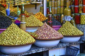 Open market in Kuwait