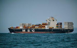 Sea freight