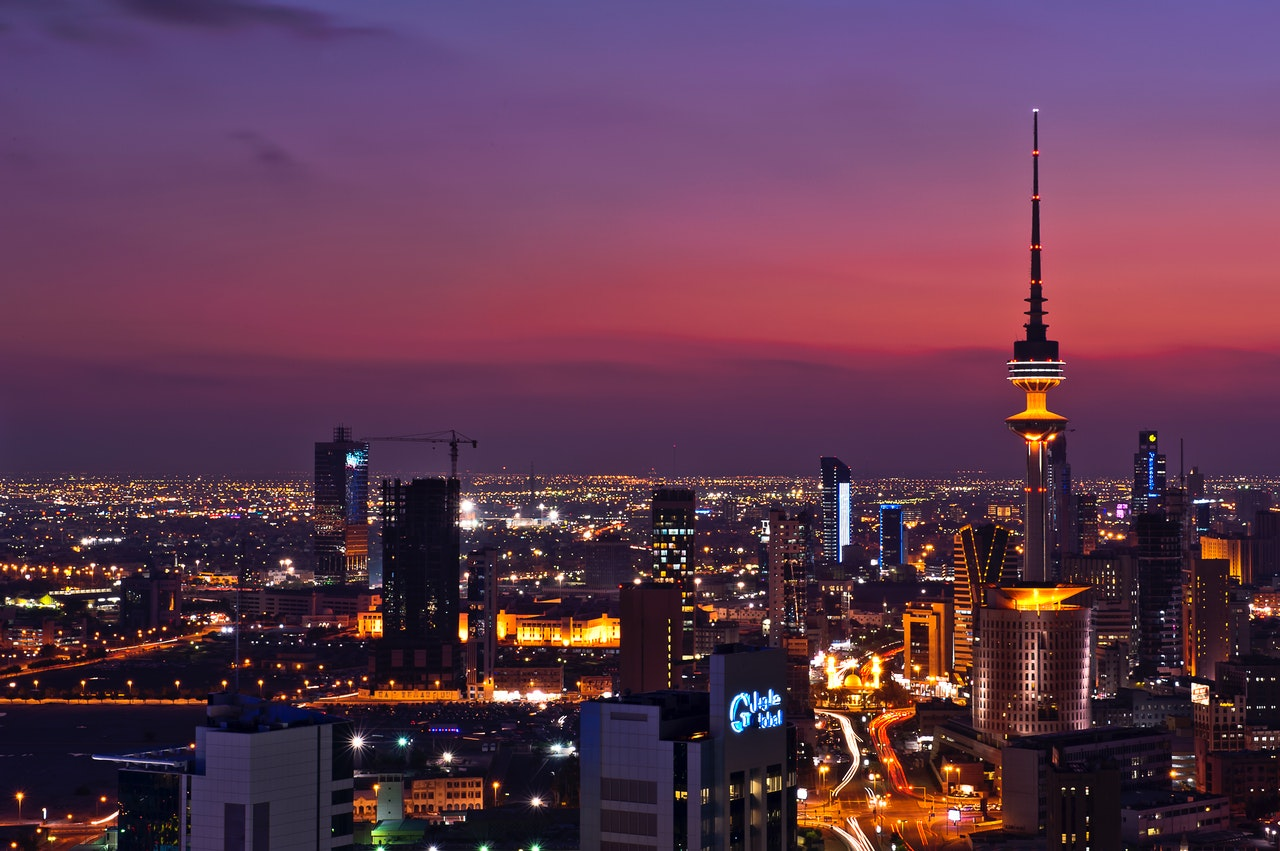 adapt to Kuwaiti neighborhood after moving