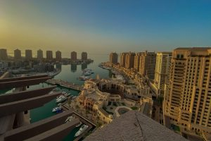 View on Qatar