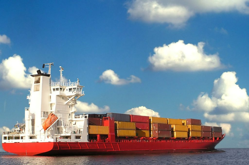 international shipping companies in kuwait and their ship