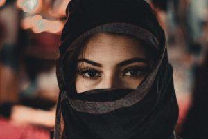 Woman in Kuwait