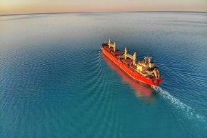 shipping ship
