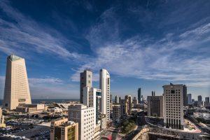 buildings in Kuwait City