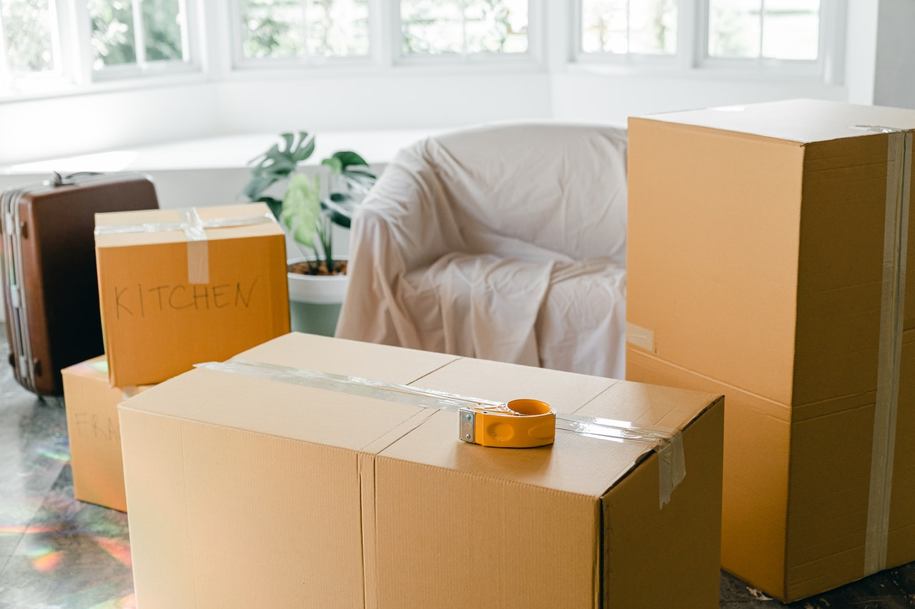 room by room packing guide