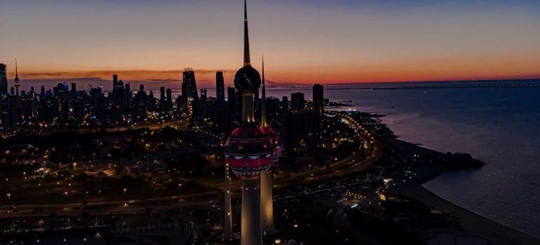 Start a retail store in Kuwait