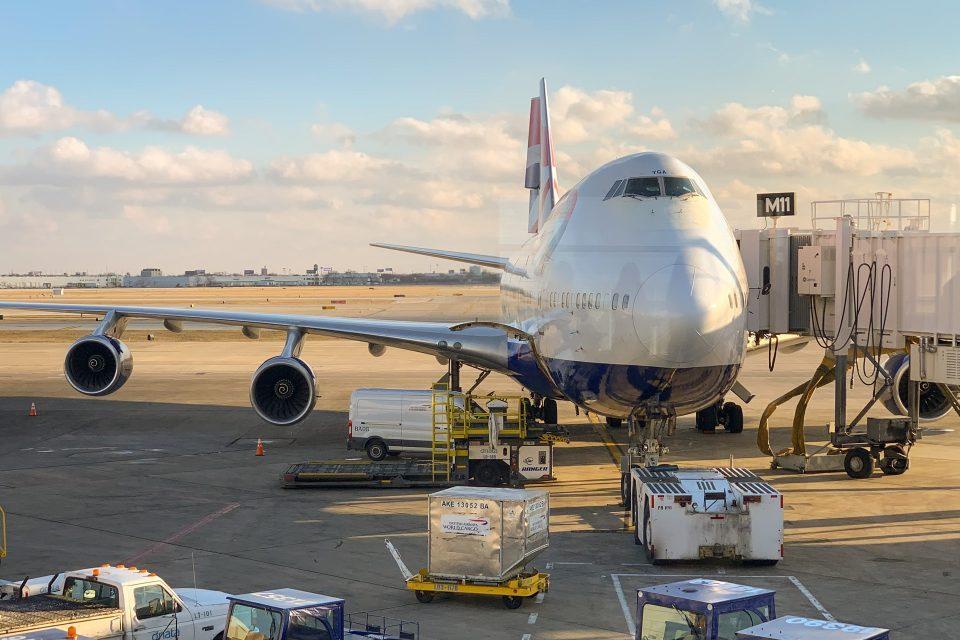 air caro loading