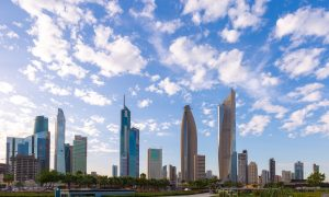 A picture of Kuwait during the day
