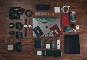 Personal electronics